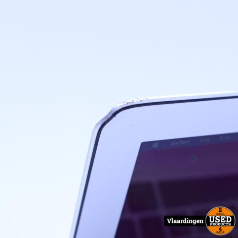 Macbook Air 2015 13 Inch - Intel Core i5 - 8GB - 256GB - Big Sur - In nette staat  - met 3 maanden Garantie -