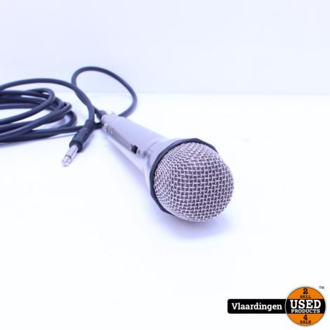 Silvercrest Microfoon TM-210 - In nieuwstaat -