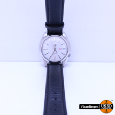 Seiko SEIKO 7S26-01V0 Stainless Steel 21 Jewels Automatic Analog Men's Watch - Nieuwstaat -