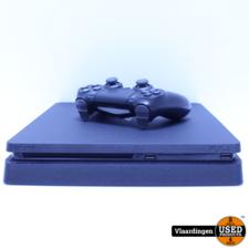sony playstation 4 Sony Playstation 4 Slim 500GB  - In goede staat - Met Garantie -
