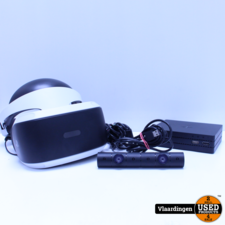sony playstation Sony Playstation VR Headset - Incl Camera - in Doos - In goede staat -