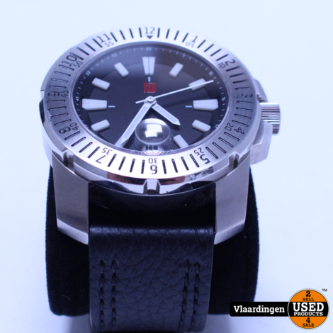 Florijn #1 Stainless Steel Limited Edition Netherlands 45mm Automatic 300m Diver