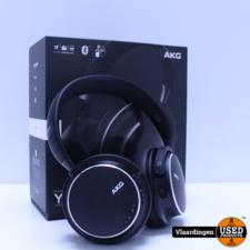 AKG AKG Y600 NC Wireless Noice Canceling en Ambient Aware - In Top Staat  -  Met Garantie