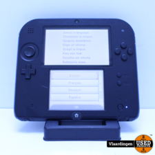 Nintendo 2DS Blauw - In nette staat - Met Garantie -