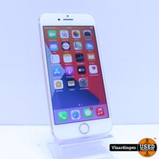 iPhone 7 32 GB Goud - AccuCap 87% - Scherm heeft gebruikerssporen - Met Garantie -