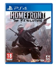 Playstation 4 PS4 Game: Homefront