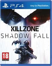 Playstation 4 PS4 Game: Killzone Shadow Fall