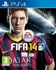 Playstation 4 Game PS4: Fifa 14