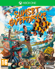 Xbox One Game: Sunset Overdrive