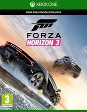 Xbox One Game: Forza Horizon 3