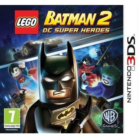 Nintendo 3DS Game: Batman 2 DC Super Heroes