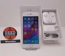 iPhone 6S 16GB Zilver   incl Oplader   met Garantie