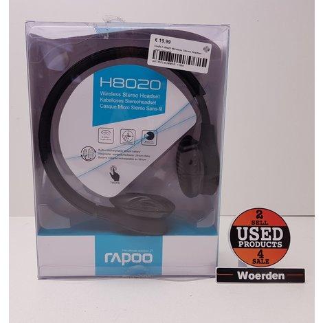 OodVJ H8020 Wireless Stereo Headset   met Garantie