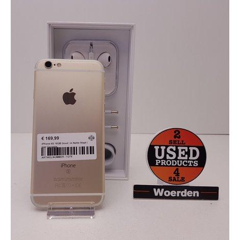 iPhone 6S 16GB Goud | in Nette Staat | met Garantie