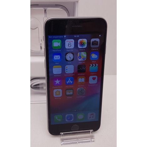 iPhone 6 64GB Space Gray | in Nette Staat | met Garantie