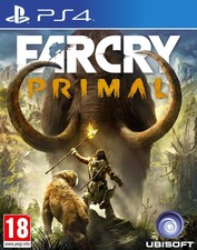 Playstation 4 PS4 Game: Farcry Primal