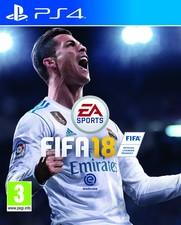 Playstation 4 PS4 Game: Fifa 18