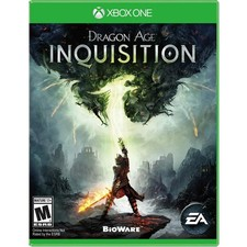 Xbox One Game: Dragon Age Inquisition