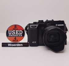 Canon PowerShot G1X Compact Camera incl Oplader met Garantie