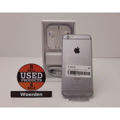 iPhone 6S 64GB Space Gray | in Nette Staat | met Garantie