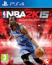 Playstation 4 game PS4: NBA2K15