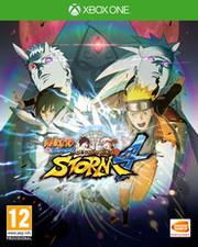 Xbox one game: Naruto Shippuden Ultimate Ninja Storm 4