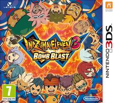 Nintendo 3DS game: inzuma Eleven 3