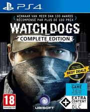 Playstation 4 game PS4: Watch Dogs
