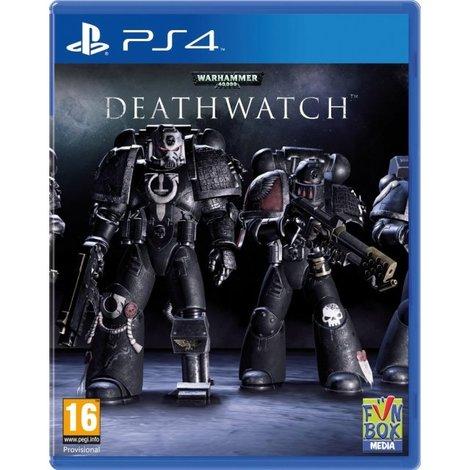Playstation 4 game PS4: Deathwatch || nieuw in seal ||
