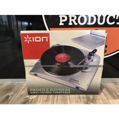 ION Profile Express Platen naar MP3/ CD