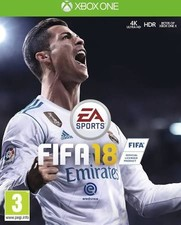 Xbox one game: Fifa 18
