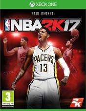 Xbox one game: NBA 2K17