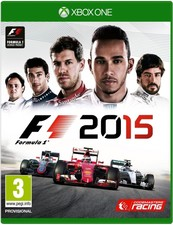 Xbox one game: F1 2015
