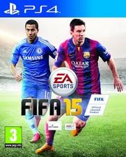 Playstation 4: Fifa 15