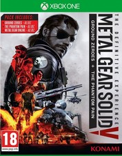 Xbox One Game: Metal Gear Solid V