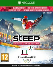Xbox One Game: Steep Winter Games Edition