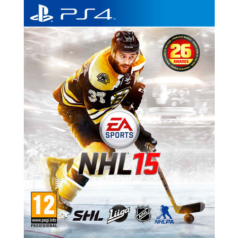 Playstation 4 Game PS4: NHL 15