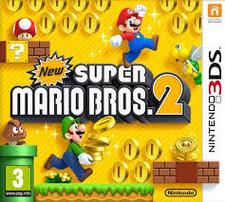Nintendo 3DS Game: New Super Mario Bros 2