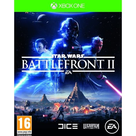 Xbox One Game: Star Wars Battlefront 2