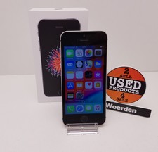 Apple iPhone SE 64GB Space Gray |Touch ID defect | met Garantie