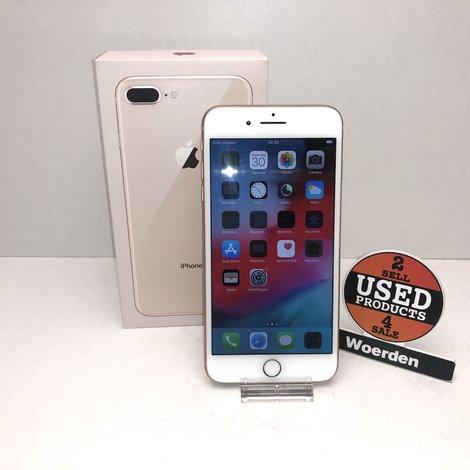 iPhone 8 Plus 64GB Goud | In Nette Staat | met Garantie