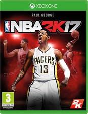 xbox one XBox One Game: NBA 2K17