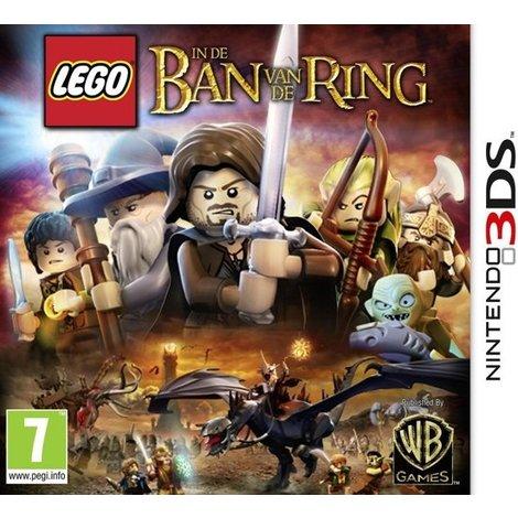 Nintendo 3DS Game: Lego In de Ban van de Ring