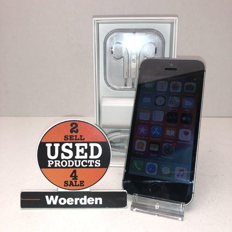 iPhone 5S 16GB Space Gray | in Nette Staat | met Garantie