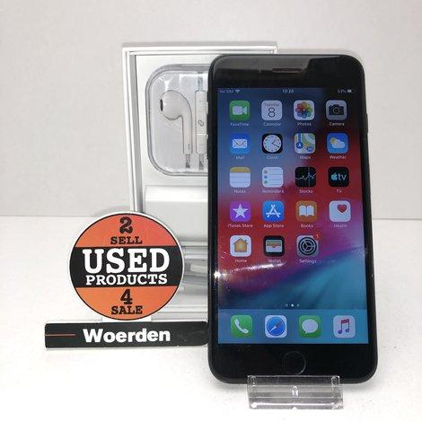 iPhone 7 Plus 128GB Zwart | in Nette Staat | met Garantie