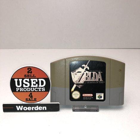 Nintendo 64 game: The Legend of Zelda