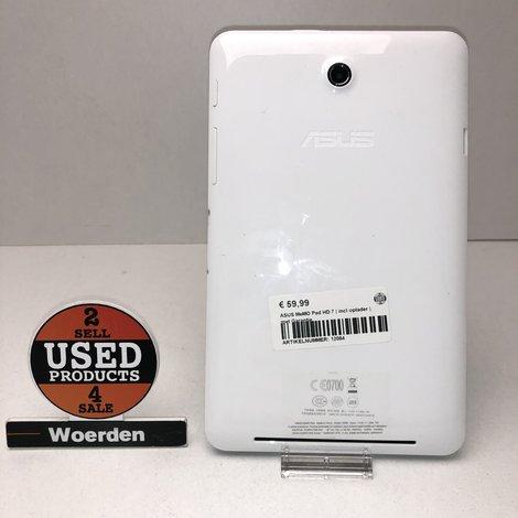 ASUS MeMO Pad HD 7 | incl oplader | met Garantie