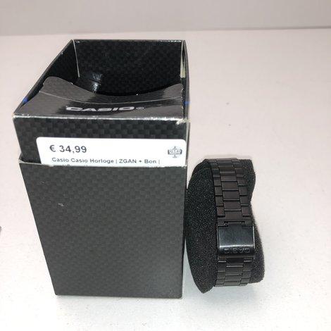 Casio Casio Horloge | ZGAN + Bon | met Garantie