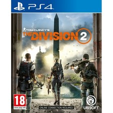 Playstation 4 Playstation 4 PS 4 Game: The Division 2