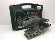BOSCH Bosch PSS 200A Schuurmachine | in koffer | met Garantie